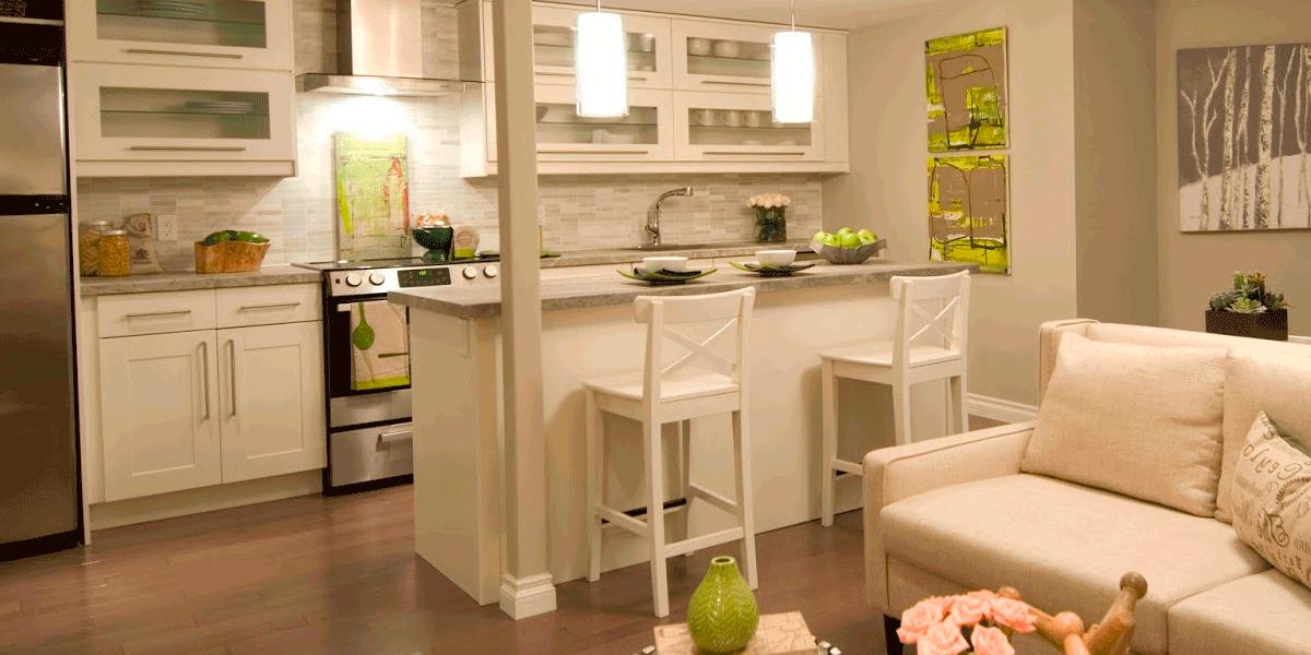 Cocina sal n integrado amar tu casa - Salon y cocina integrados ...